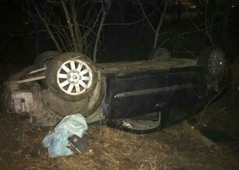 25-річний водій легковика сів п'яним за кермо