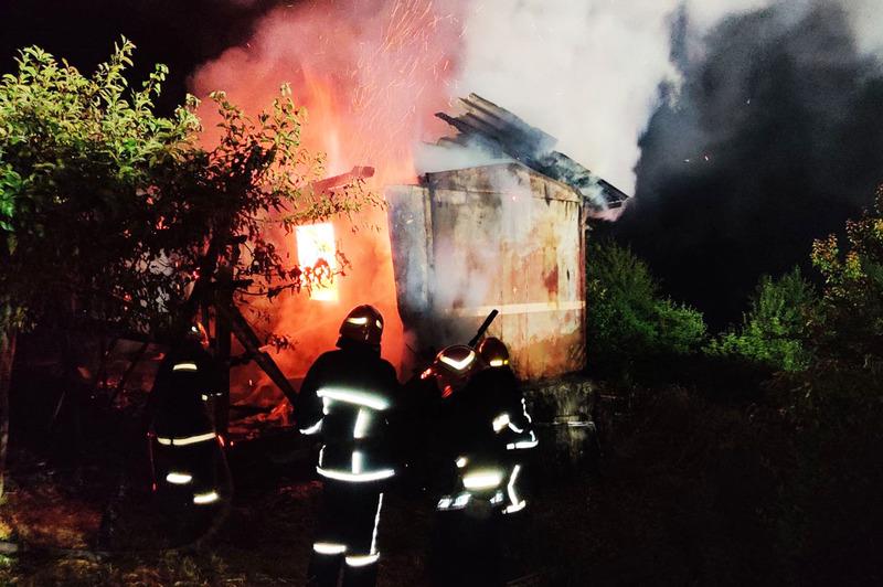 Що стало причиною пожежі, ще встановлюють