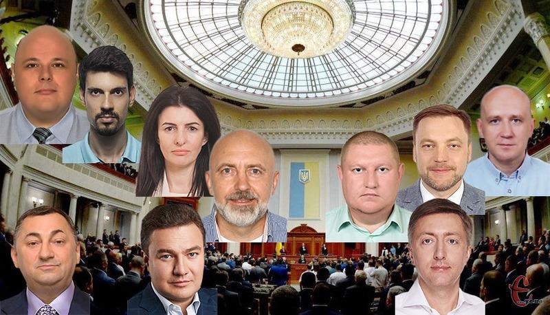 Присягу народного депутата України склали 10 обранців від Хмельниччини