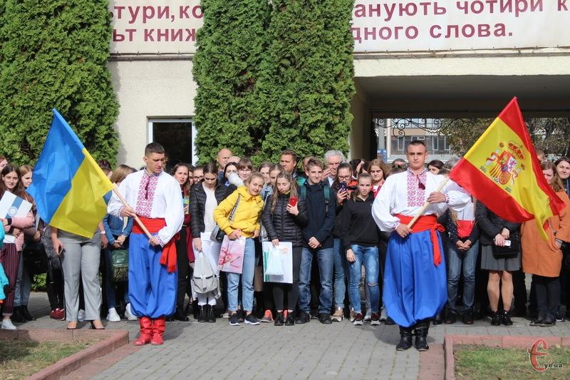 16 жовтня Хмельниччина стала третім регіоном в Україні, де фонд