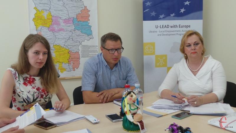У Хмельницькому обговорили стан і перспективи ОТГ