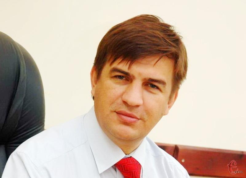 Сергій Фесун вже очолював Старокостянтинівську райдержадміністрацію в 2005-2006 роках