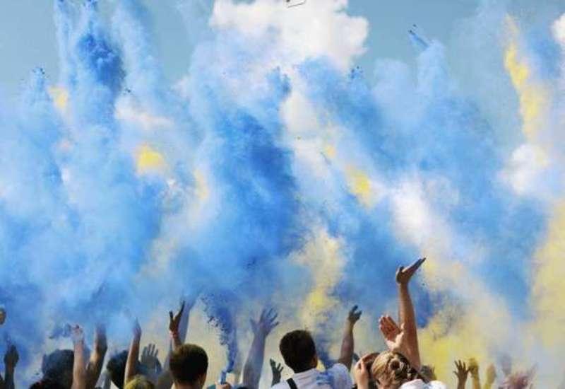 На Хмельниччині готуються День прапора відзначити яскравим дійством