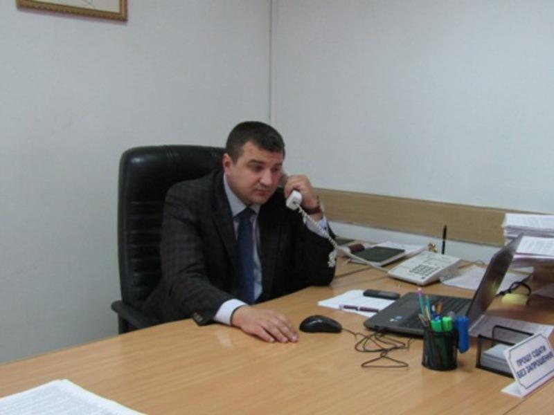 Андрій Зелінський, якому 35 років, очолив Деражнянську РДА