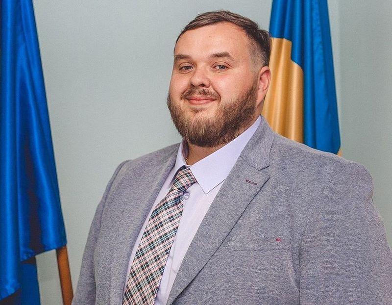 Артем Багінський новий голова Хмельницької РДА