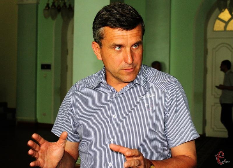 Роман Ковальчик, головний тренер Спортлідера+