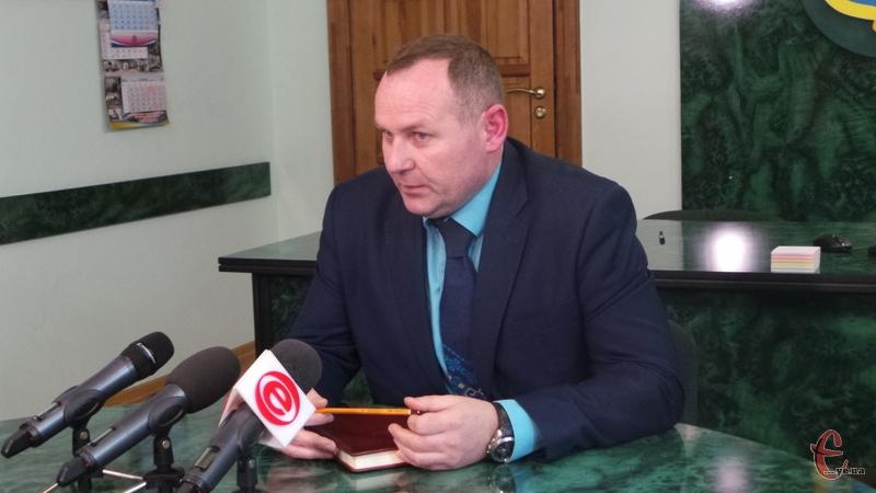 Новий головний поліцейський Хмельницького Володимир Калашнік розповів про те, як працюватиме