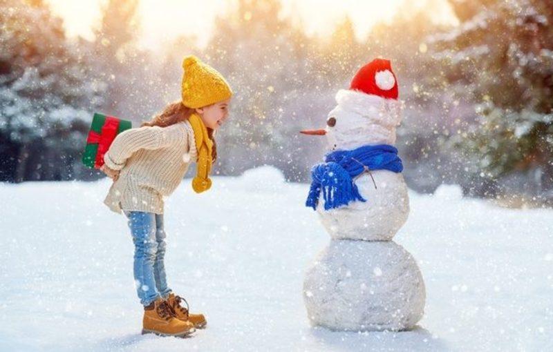 Проведіть зимові канікули з дітками насичено та цікаво
