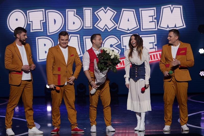 «Отдыхаем вместе» під час батлу про Юрія Горбунова: «Провів весілля Порошенку – і отримав заслуженого»