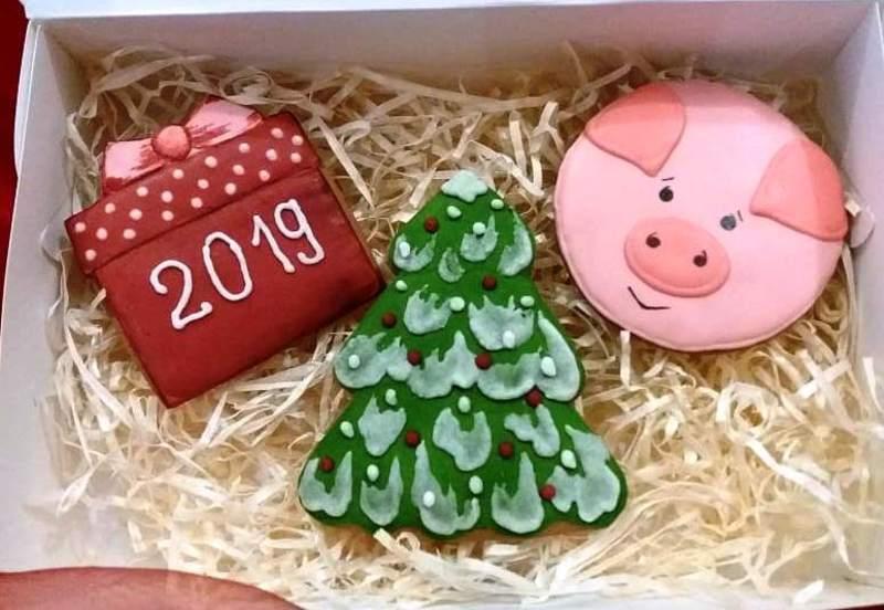 Наближається рік свині – хороший привід приготувати печиво господарки року