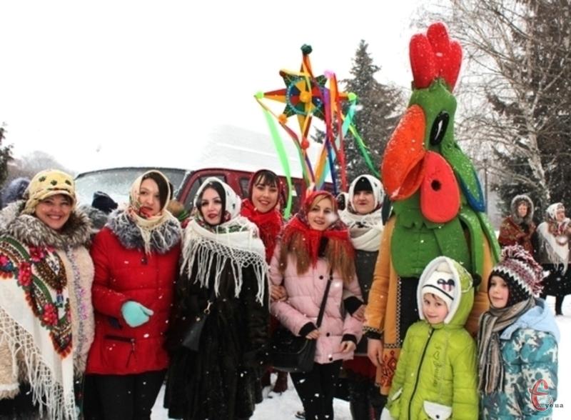 Усіх жителів міста і гостей-мандрівників запрошують на новорічно-різдвяну акцію «Від Миколая до Йордана»