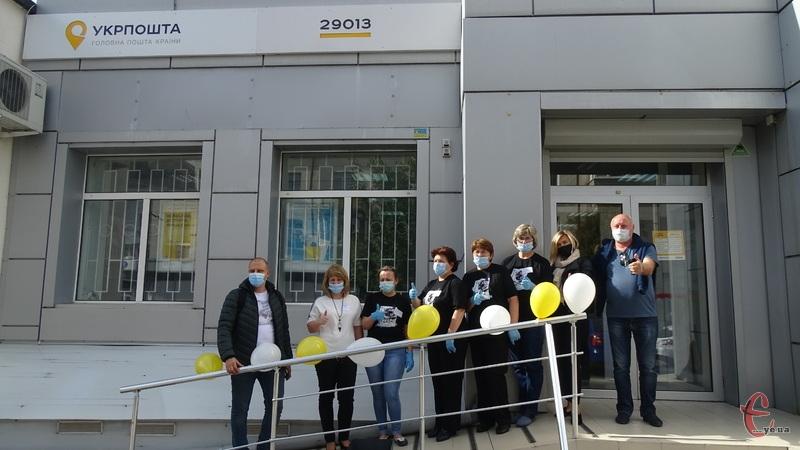 У Хмельницькому є наразі 23 відділення Укрпошти, а загалом по області їх налічується більше 600
