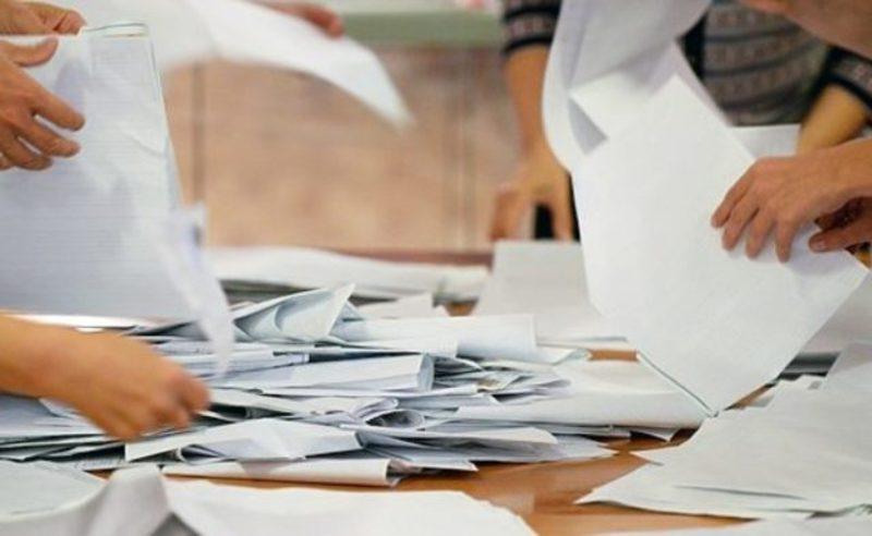 Найбільше керіників ДВК у Слуги народу, а найменше - у партії Голос.