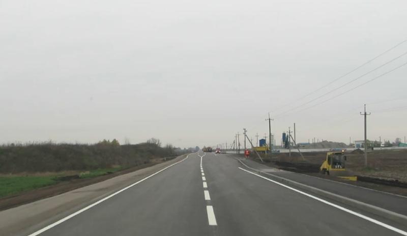 Ремонтували відрізок дороги протяжністю 5 кілометрів