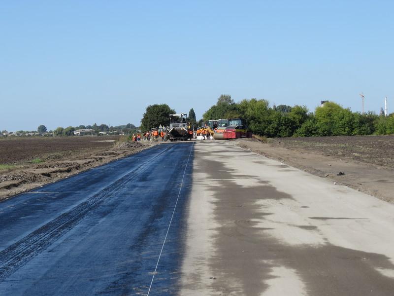 Дорогу мають відремонтувати до кінця 2021 року