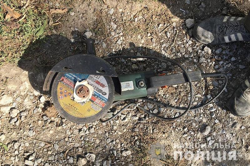 У Дунаєвецькому районі розшукали ймовірного крадія електроінструментів