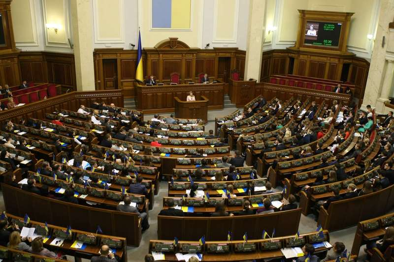 Далеко не всі обіцянки парламентарів відображені в їхній законотворчості