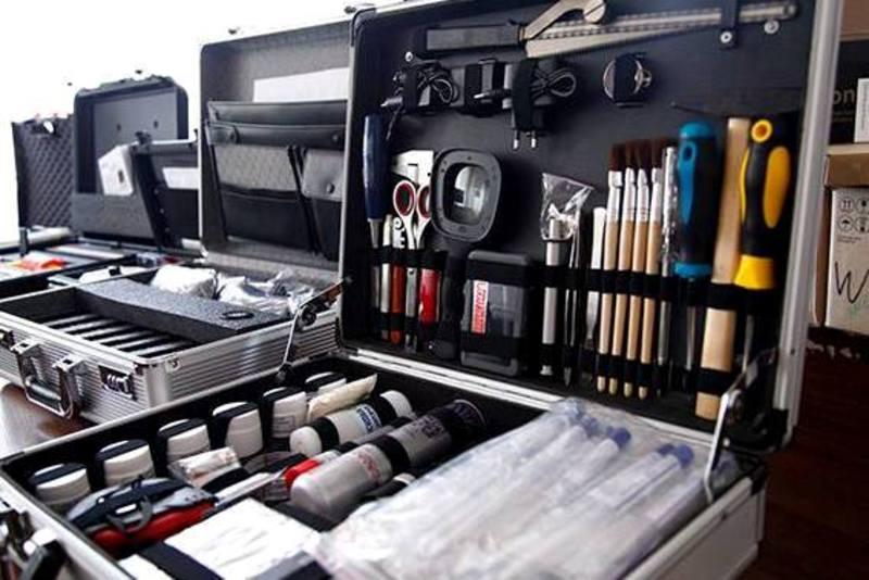 Поліцейські отримали найсучасніше обладнання для розкриття злочинів