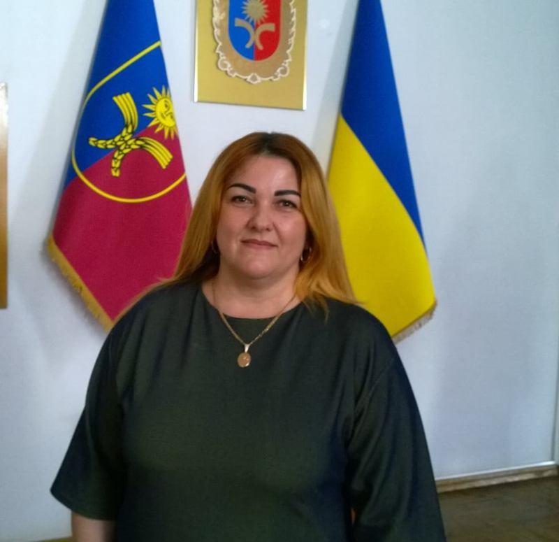 Олена Лошанюк очолила Департамент освіти, науки, молоді та спорту