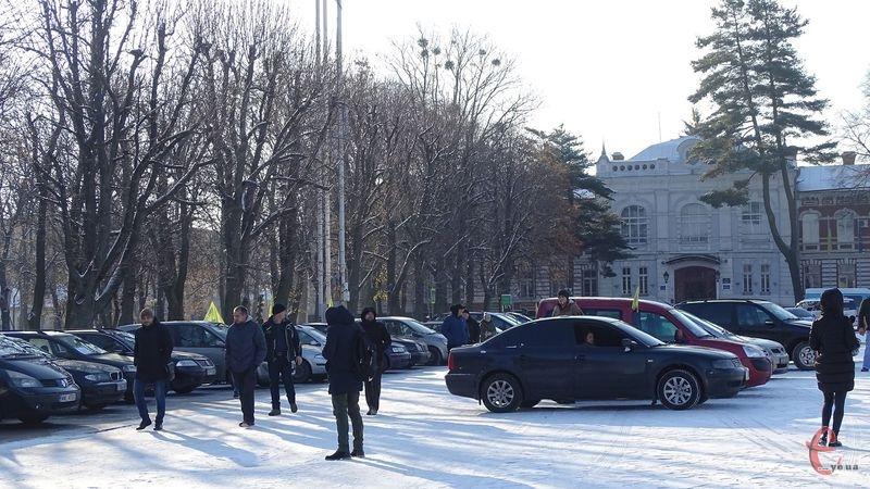 На Хмельниччині не зафіксували порушень через протести