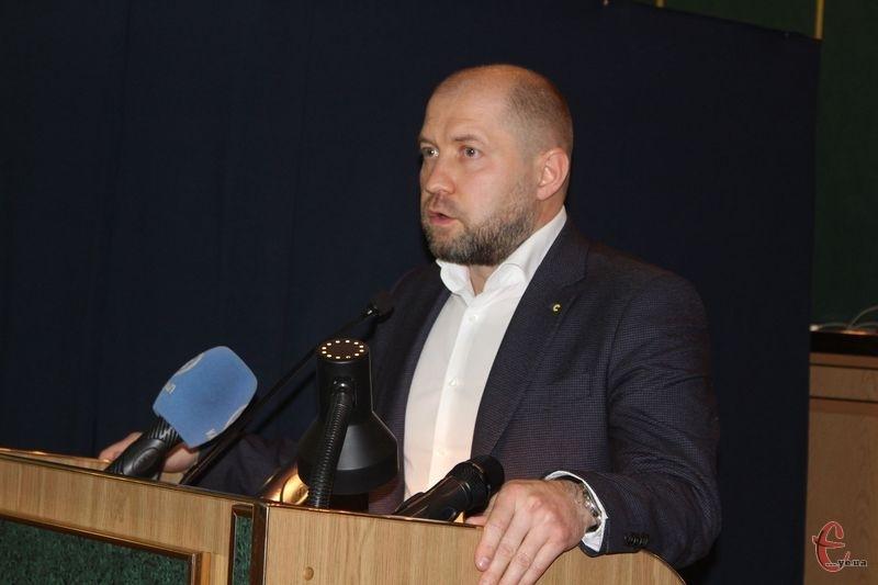 Валентин Соколюк обраний до облради від партії «Європейська Солідарність»