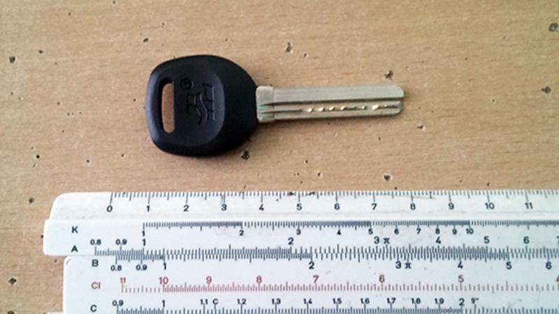 Проникнути в квартиру подруги потерпіла змогла завдяки дублікату ключа