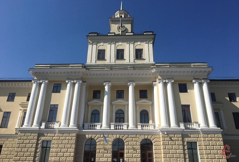 Результати виборів до Хмельницької обласної ради обласна ТВК оголосила 7 листопада
