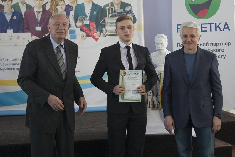 Богдан у секції Всесвітня історія почесне ІІІ місце