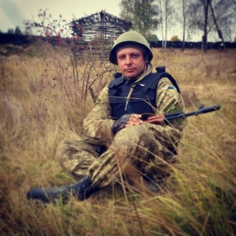Руслана Коношенка, батька трьох дітей, поховали в Кам'янці-Подільському в квітні цього року