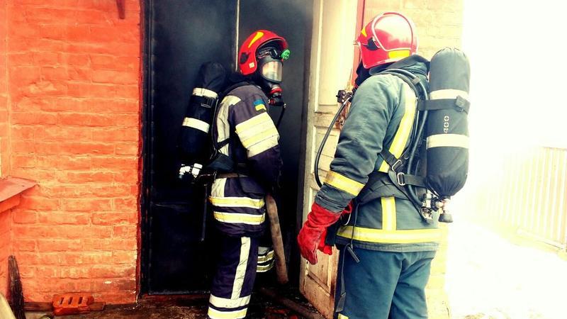 У пожежах, які сталися на Хмельниччині 6 лютого, ніхто з людей не постраждав