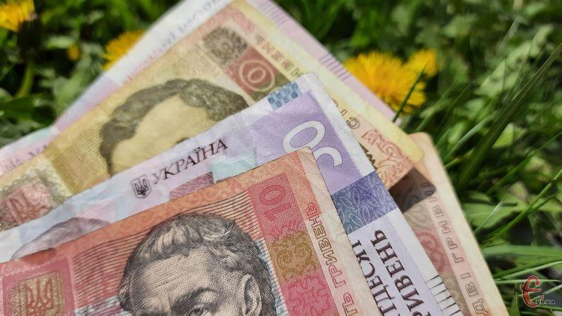 Середня зарплата в області на 12,6% нижче, ніж в середньому по Україні - управління статистики