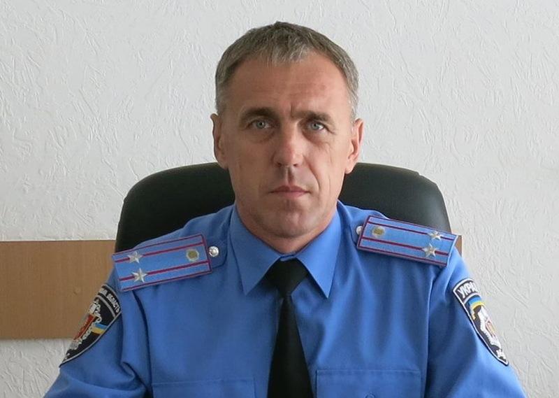 Відтепер виконуватиме обов'язки начальника хмельницької поліції буде Юрій Краковецький
