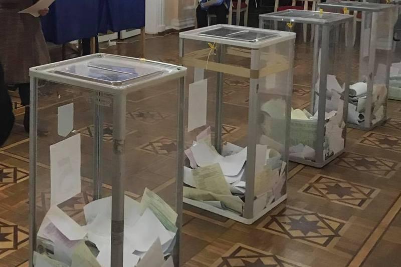Територіальна виборча комісія оголосила результати виборів міського голови у Шепетівці
