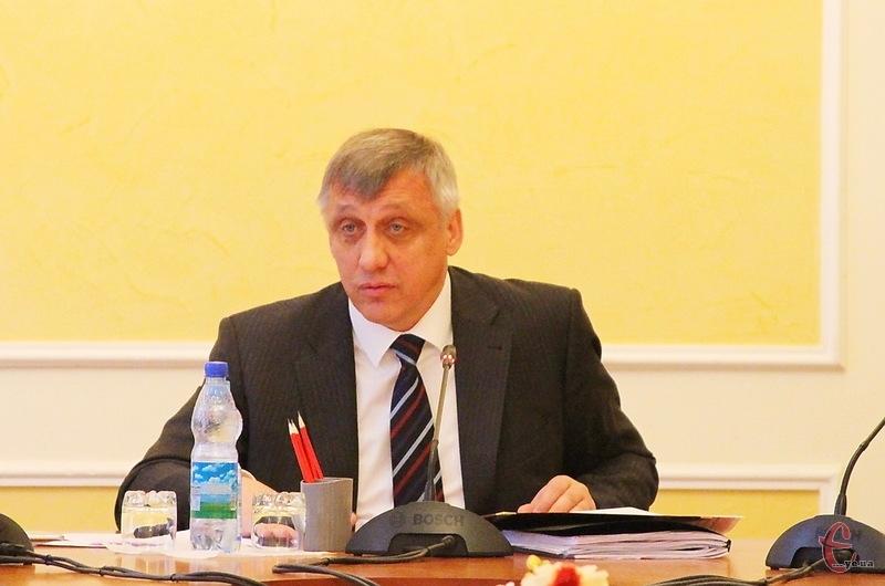 За словами Михайла Загородного, охочих очолити управління молоді та спорту Хмельницької ОДА немає