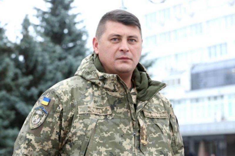 Олег Нечаєв очолював хмельницьких спецпризначенців з 2011 року