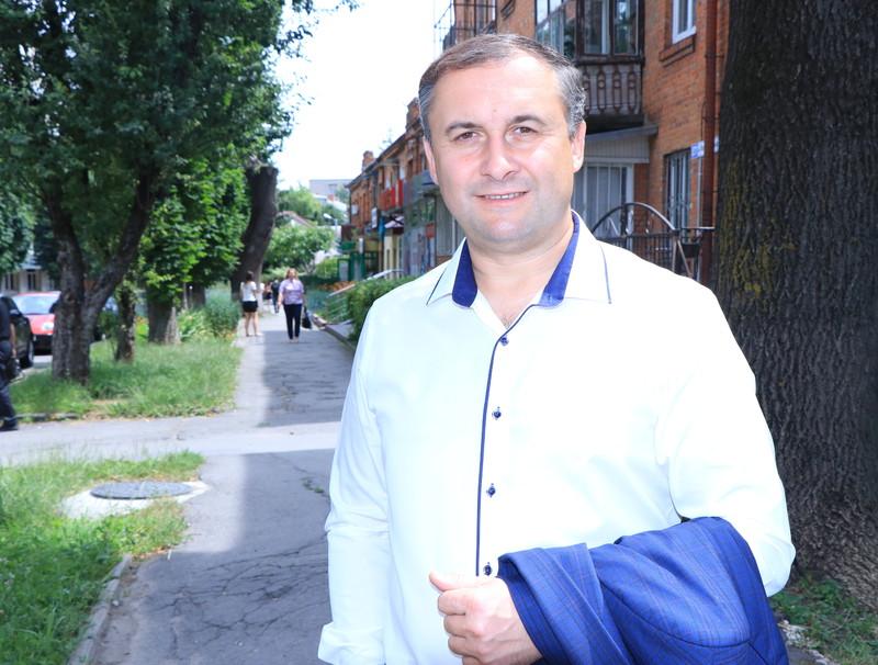 Олег Слободян: