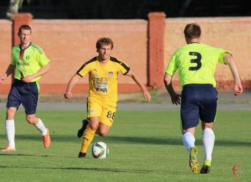 Олександр Алієв востаннє забивав голи в Хмельницькому в 2015 році, коли грав за аматорський Рух із Вінників