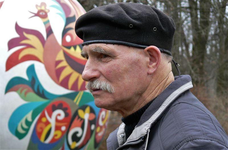 Олександр Пажимський врятував Самчиківський маєток від знищення.