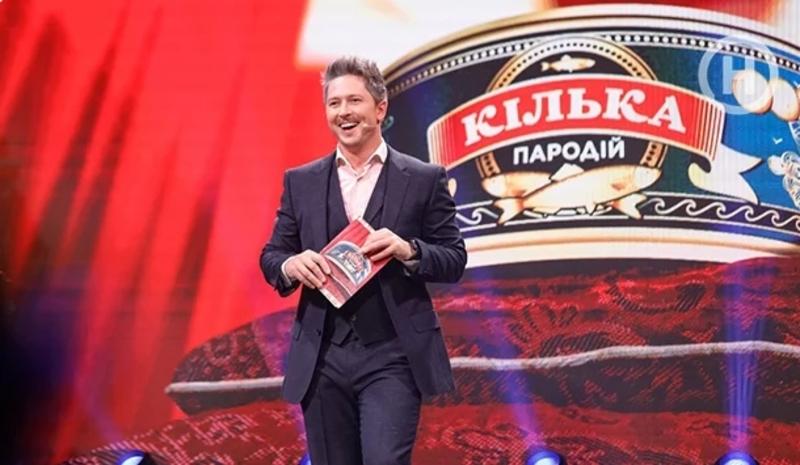 Напередодні нового року транслюватимуть нове шоу з Олександром Педаном