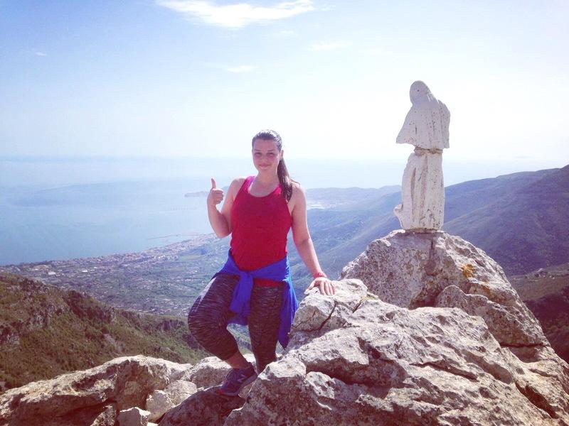 Для Аліни Комащук Олімпіада в Ріо - перша в кар'єрі