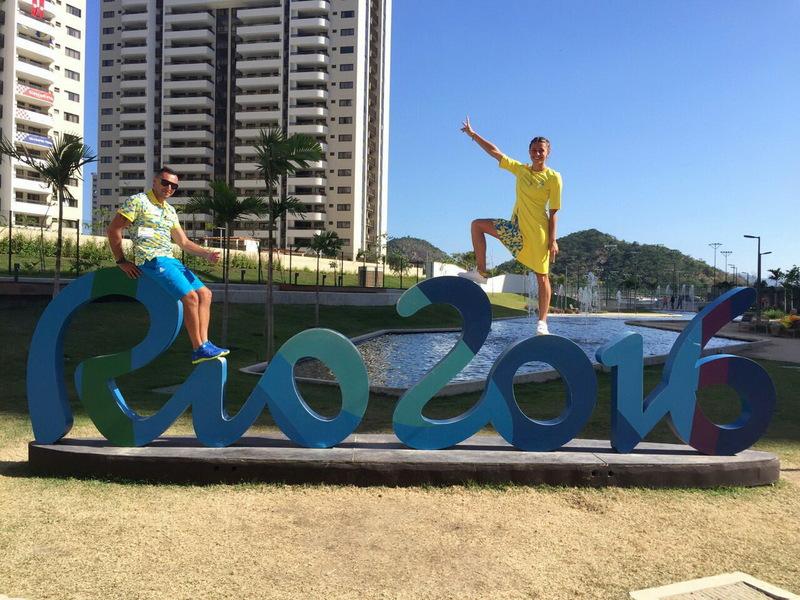 Марина Бех під керівництвом тренера Вадима Крушинського змогла увійти до 12 кращих спортменок на Олімпіаді в секторі стрибків у довжину