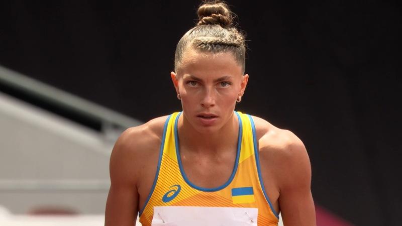 Маина Бех-Романчук на Олімпіаді-2020 посіла 5 місце в секторі стрибків у довжину