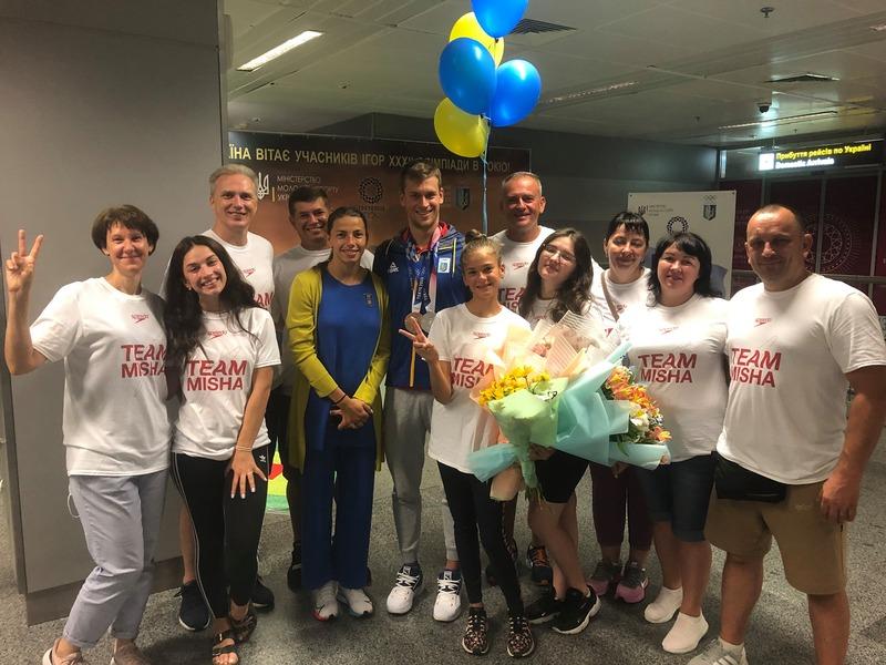 Марина Бех-Романчук у Токіо була п'ятою, а її чоловік Михайло Романчук - здобув срібну та бронзові медалі