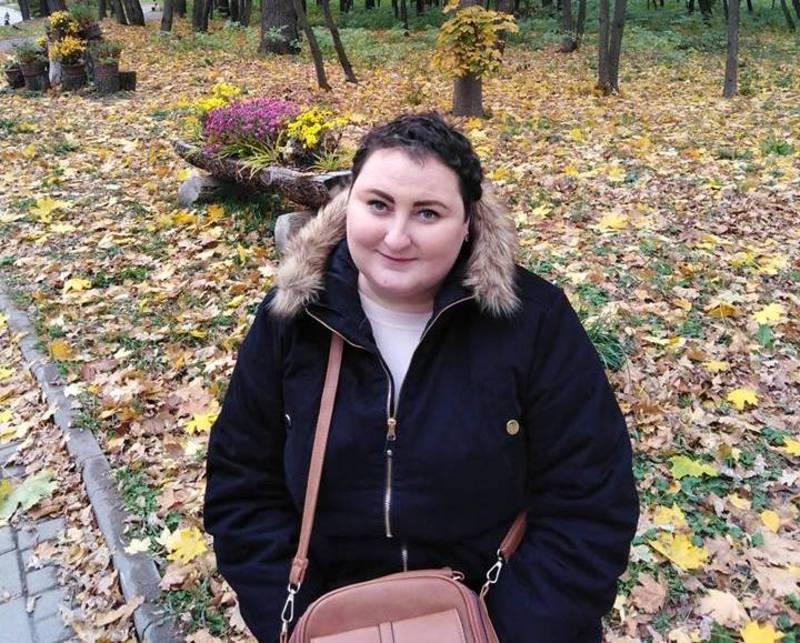 Олександра щодня бореться зі страшною хворобою