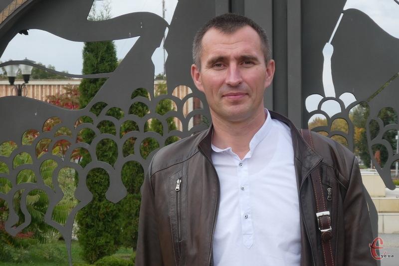 Денис Дудко, головний лікар Красилівської центральної районної лікарні