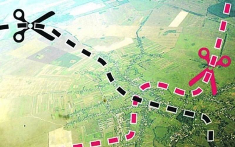 На Хмельниччині планується створення трьох районів