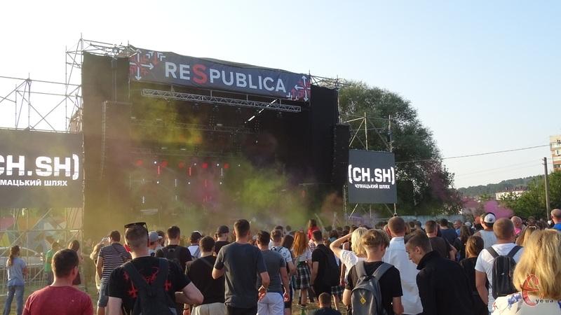 Три дні у Хмельницькому відбувався фестиваль «RespublicaFEST»