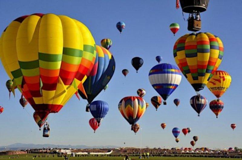 Розігруватимуть політ на повітряній кулі над Кам'янцем
