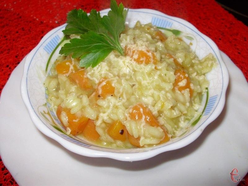 Найвдаліший рецепт приготування відомої італійської страви з рису від найулюбленішого кулінарного блогера та кулінара.