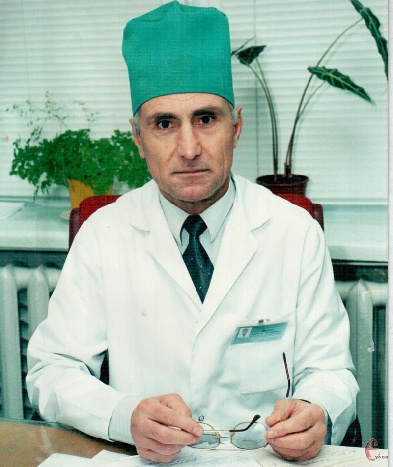 Анатолій Велєв: Нехай вітаміни не оминають вашого столу.